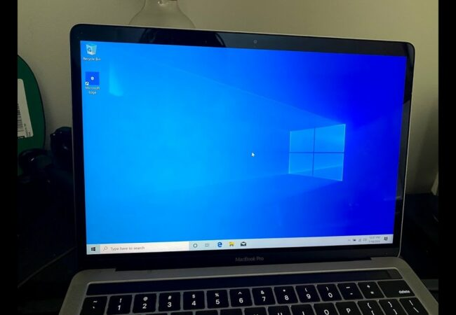 MajorProjects-Windows-10-on-Macbook-Pro-With-an-Unsuccessful-Twist