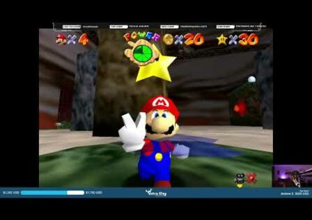 The-MajorLinux-Show-Super-Mario-64-Part-1