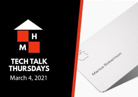 Tech-Talk-Thursdays-Episode-19-03042021
