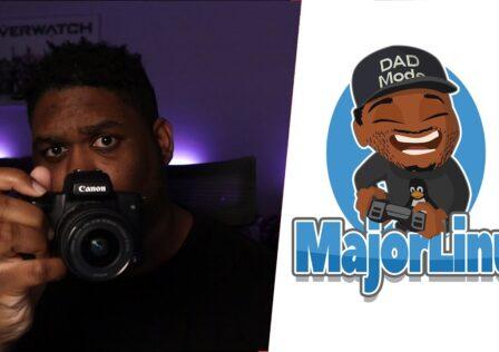 MajorUnboxing-Canon-EOS-m50-Mark-II-Mirrorless-Camera